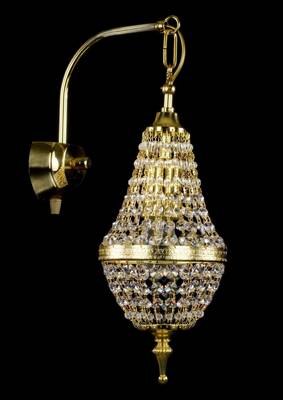 Wall lamp strass N235CE