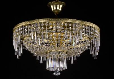 Ceiling Light Basket L267CE