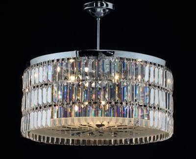 Ceiling Light Drum Floe 06