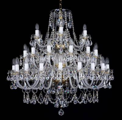 Big crystal chandelier L137CE