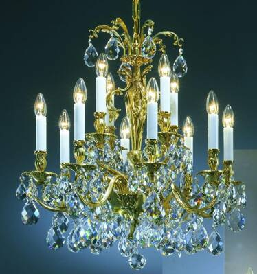 Historical cast chandelier PL144