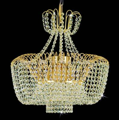 Ceiling Light Crystal PS157