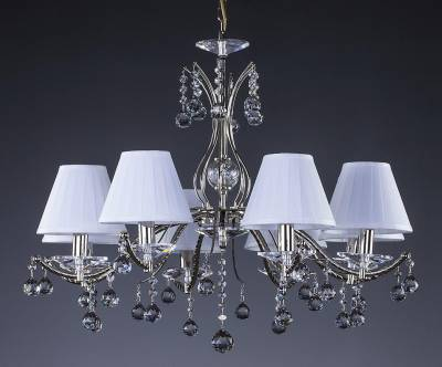 Chandelier modern with Shades L173CENi 8006