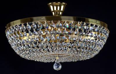 Crystal ceiling lamp L208CE
