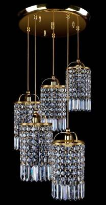 Pendant Lighting Crystal L476CE