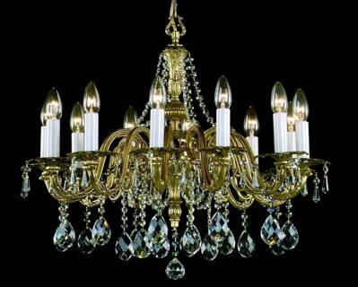 Historical cast chandelier PS197