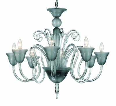 Chandelier glass PI031 BlackDiamond