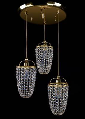 Pendant Lighting Crystal L472CE