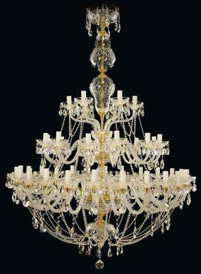 Chandelier crystal large EL6204219