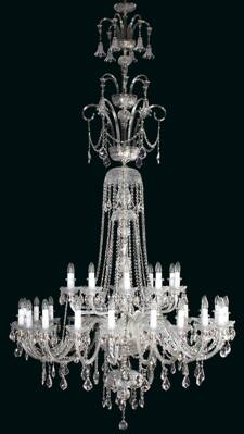 Chandelier crystal large EL6803001