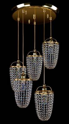 Pendant Lighting Crystal L10023CE