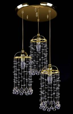 Pendant Lighting Crystal L483CE