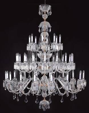 Crystal chandelier luxury EL1184004PT