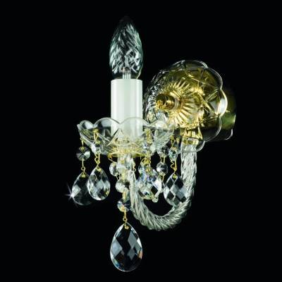 Crystal wall lamp N099CE