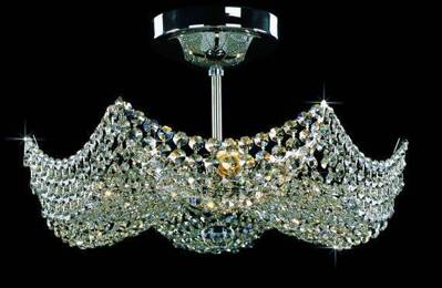 Ceiling Light Wave PS039