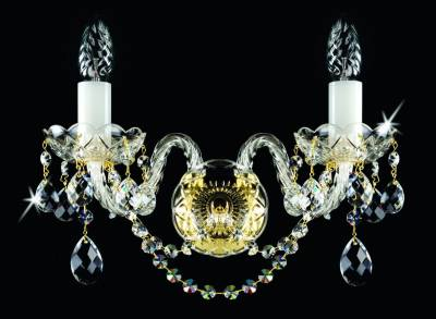 Crystal wall lamp N064CL