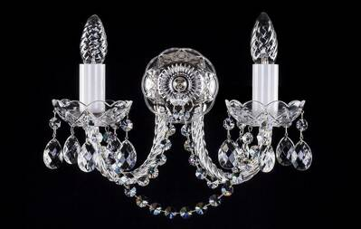 Crystal wall lamp N095CL