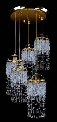 Pendant Lighting Crystal L467CE