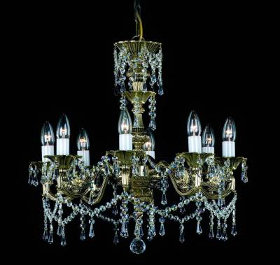 Historical cast chandelier PS206