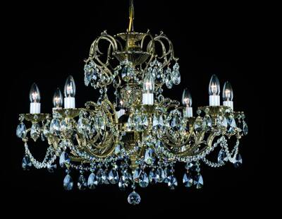 Historical cast chandelier PS207