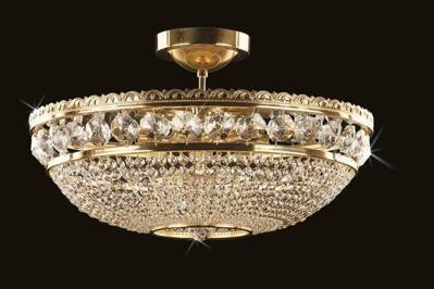 Ceiling Light Basket PS075