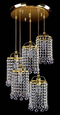 Pendant Lighting Crystal L486CE