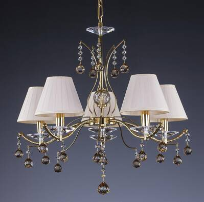 Chandelier with Shades L177CE 8003