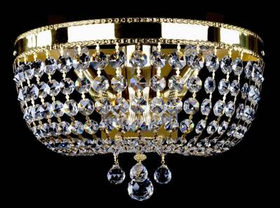 Wall lamp strass N219CE