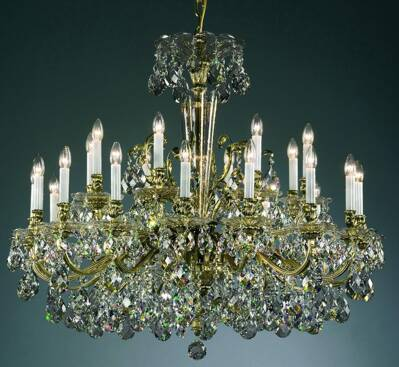 Historical cast chandelier PL134