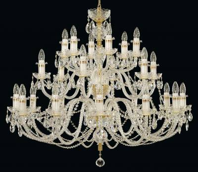 Chandelier crystal EL1302401