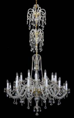 Big crystal chandelier L001CE