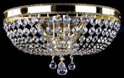 Wall lamp strass N218CE
