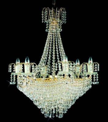 Ceiling Light Crystal PS107 - P