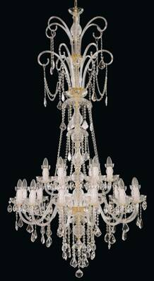 Chandelier crystal large EL1171804