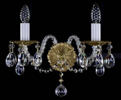 Crystal wall lamp N079CE