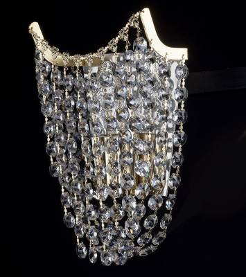 Wall lamp strass N287CE