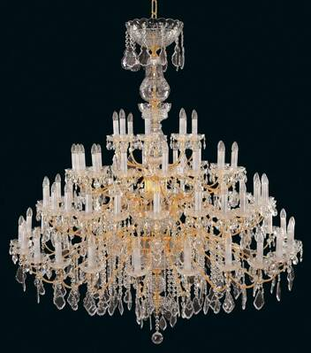 Chandelier crystal large EL1307202