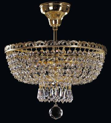 Ceiling Light Basket EL711305