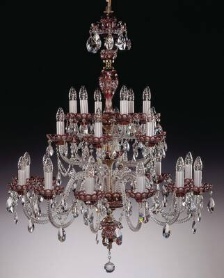 Chandelier crystal large EL6202417