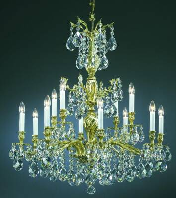 Historical cast chandelier PL103 - P