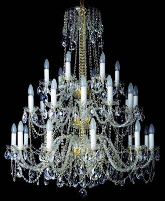 Crystal chandelier AL023