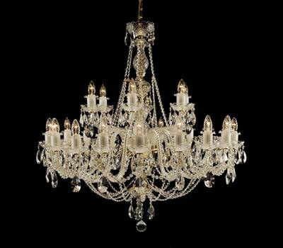 Crystal chandelier AL036
