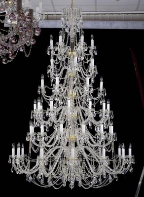 Crystal chandelier AL061