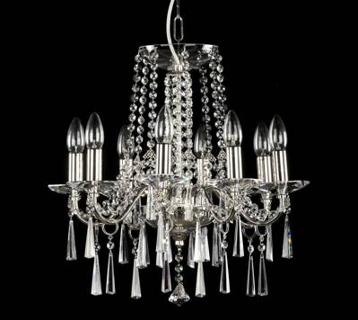 Chandelier with metal arms AL100