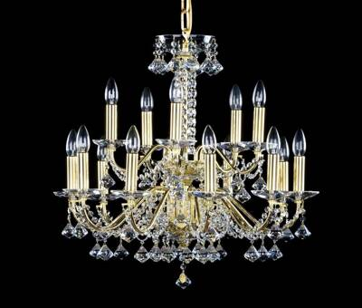 Chandelier with metal arms AL102