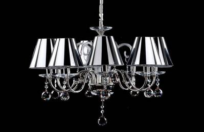 Chandelier modern with Shades AL161