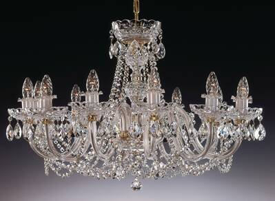 Crystal chandelier luxury EL6221219