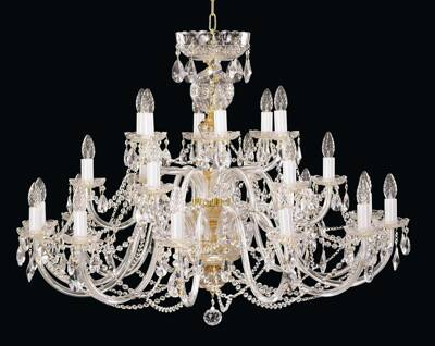 Chandelier crystal EL6312495