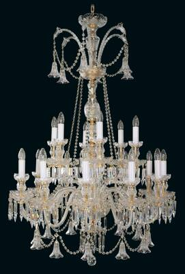 Crystal chandelier luxury EL6721819