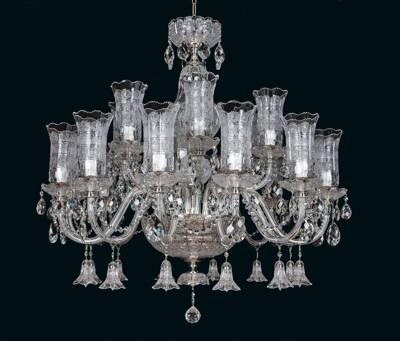 Cut crystal chandelier luxury EL68118301TB
